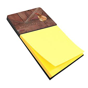 نرحب بالدجاج ريفييلابل Sticky Note حامل أو موزع ملاحظة لاصقة