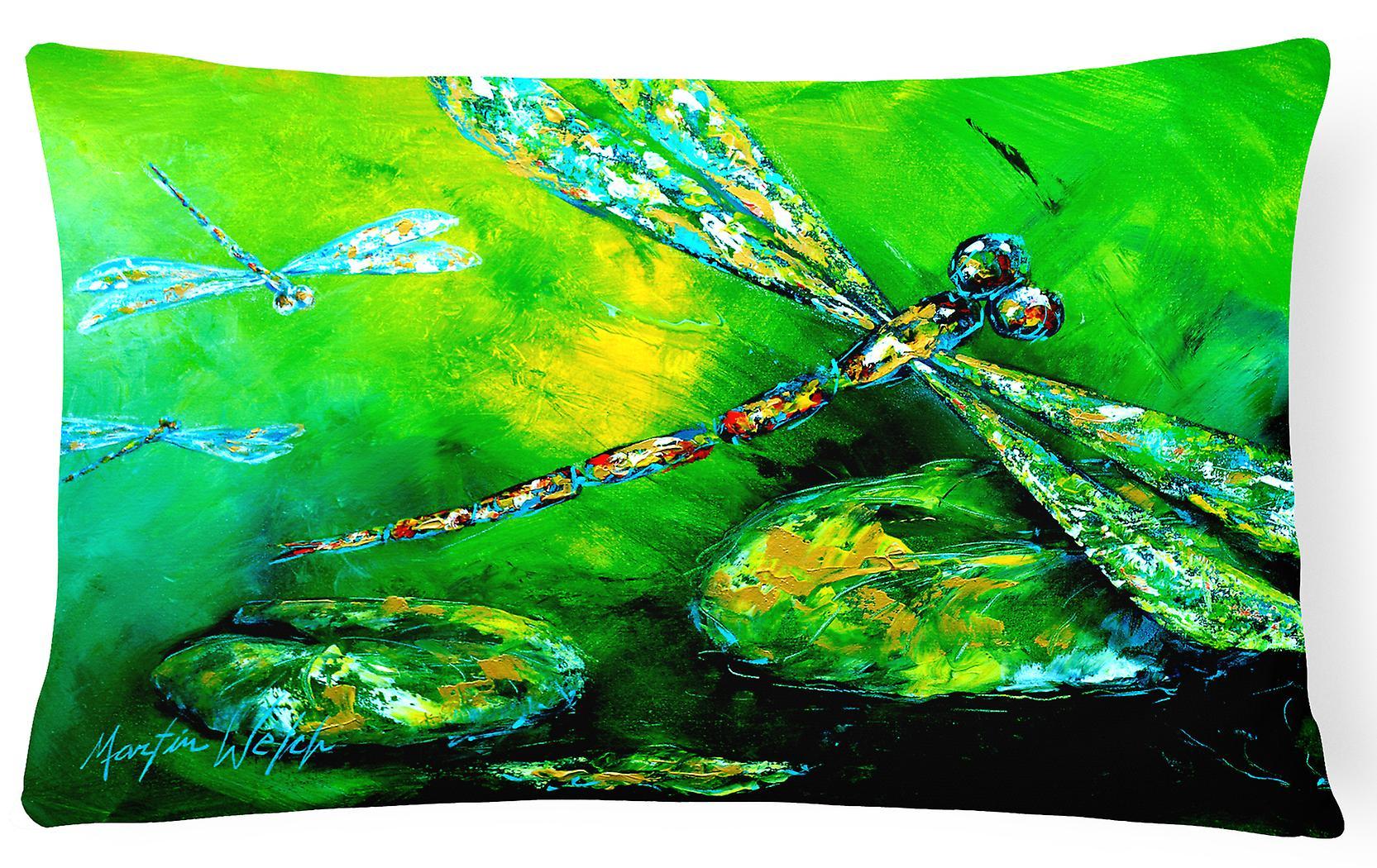 Trésors Mouches Toile Libellule Mw1114pw1216 Summer Carolines Tissu Decorat HDEe2IW9Yb