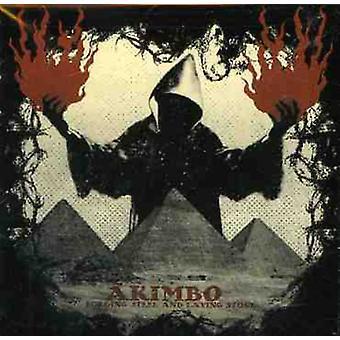 Akimbo - smedning stål & æglæggende Stone [CD] USA import