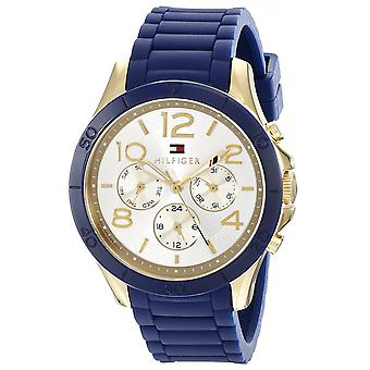 Tommy Hilfiger Silicone Chronograph Ladies Watch 1781523