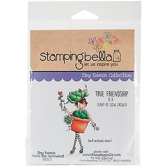 Stamping Bella Tiny Townie Cling Stamp 6.5