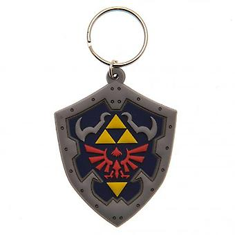 The Legend Of Zelda Keyring Shield