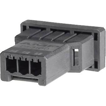 Pin enclosure - cable DYNAMIC 3000 Series Total number of pins 3 TE Connectivity 1-177648-3 Contact spacing: 3.81 mm 1 p