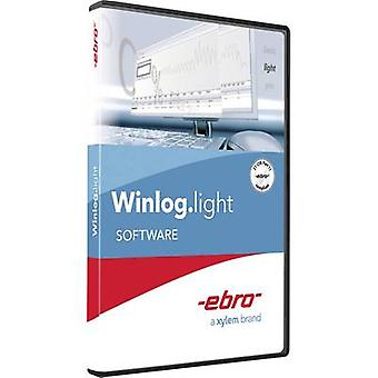 ebro Winlog.lightSoftwareCompatible with (details) ebro® EBI 20 data-logger, ebro® EBI 25 data-logger, ebro®