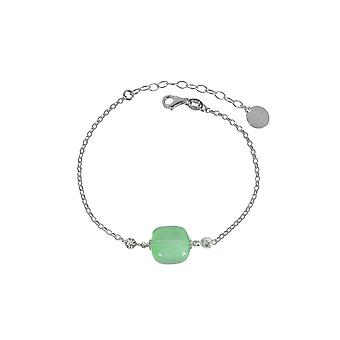 Antica Murrina ladies BR752A08 green steel bracelet