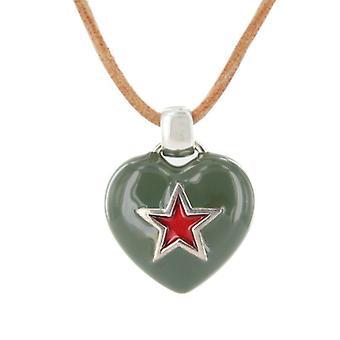 Heartbreaker by Drachenfels Ladies silver pendant necklace LD HT 46