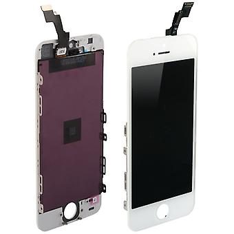 Display LCD complete unit touch panel for Apple iPhone 5S white