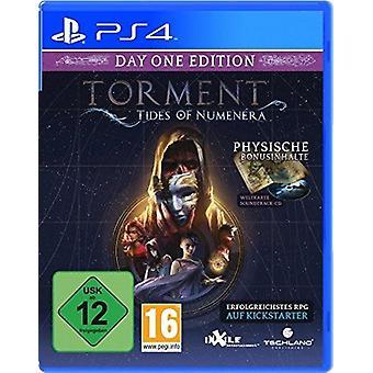 المد والجزر عذاب من يوم نومينيرا طبعة واحدة لعبة PS4