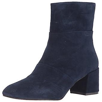 Kenneth Cole New York Women's Eryc Low Block Heel Square Toe Ankle Bootie