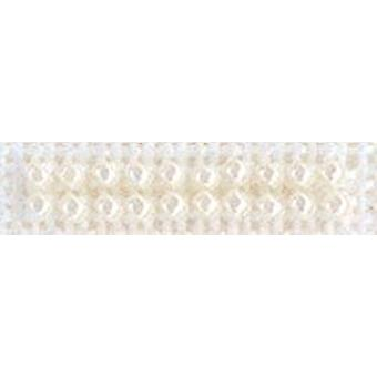 Mill Hill Petite Glass Seed Beads 2mm 1.6g-Cream