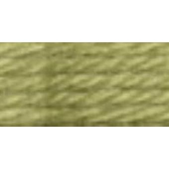 DMC Tapestry & Embroidery Wool 8.8yd-Light Pea Green