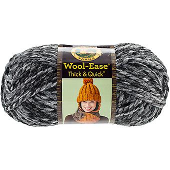 Wool-Ease Thick & Quick Yarn-Licorice