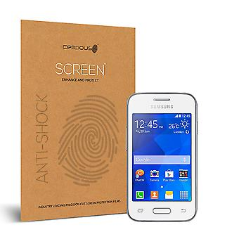 Celicious Impact Anti-Shock Shatterproof Screen Protector Film Compatible with Samsung Galaxy Young 2