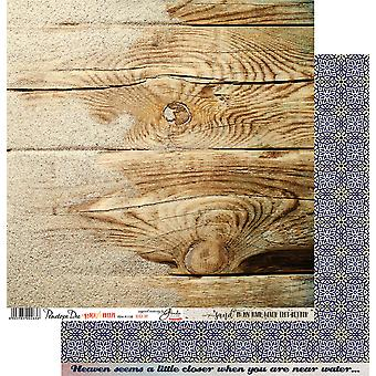 Summer Breeze Double-Sided Cardstock 12