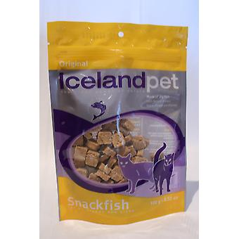 Iceland Pet Galletas para Gatos Cat Treat Original (Cats , Treats , Biscuits)