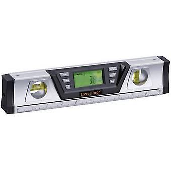 Laserliner DigiLevel Pro 30 081.212A Digital level 300 mm 90 ° 0.5 mm/m Calibrated to: Manufacturers standards (no certificate)