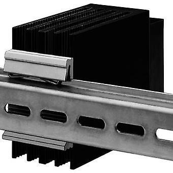 DIN rail mount Fischer Elektronik KL 35-50 (L x W x H) 50 x 8.5 x 50 mm