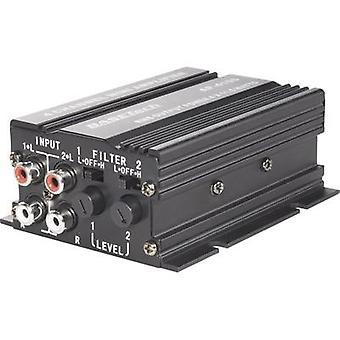 Basetech AP-4012 4-channel headstage 200 W