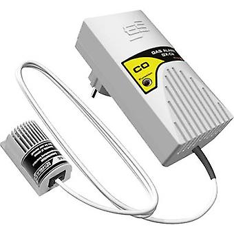 Schabus 300225 Gas detector mains-powered detects Carbon monoxide