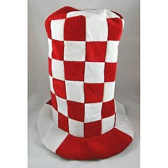 جاك الاتحاد ارتداء قبعة القبعة العالية أنصار إنجلترا