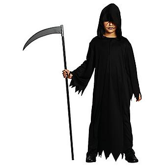 Black robe coat costume for children
