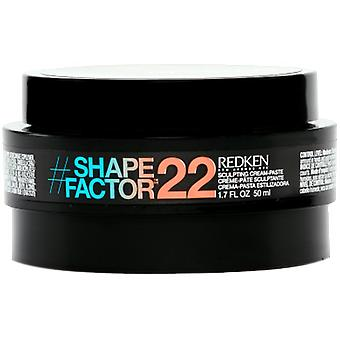 Redken Shape Factor 22 Sculpture Cream 50 ml (Hair care , Styling products)