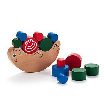 Équilibre en bois jeu Seal
