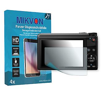 Olympus XZ-10 Screen Protector - Mikvon Armor Screen Protector (Retail Package with accessories)