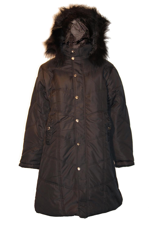Waooh - Fashion - Jacket with hood and fur