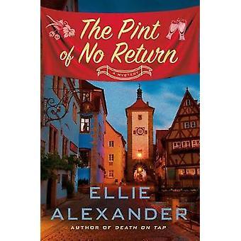 La pinta di nessun ritorno di Pint of No Return - 9781250108654 libro