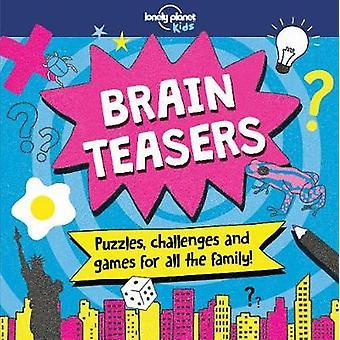 Casse-tête de Lonely Planet Kids - livre 9781787013148