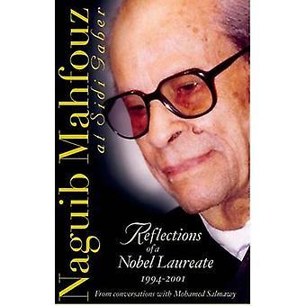 Naguib Mahfouz à Sidi Gaber - réflexions d'un prix Nobel de chimie - 1994-