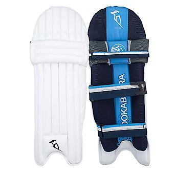 Kookaburra 2019 Rampage 2.0 Cricket Batting puder ben vagter hvid/blå
