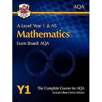 New A-Level Maths for AQA - Year 1 & AS Student Book with Online Editi
