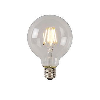 Lucide Bulb LED G95 Filament E27/5W 500LM 2700K Clear