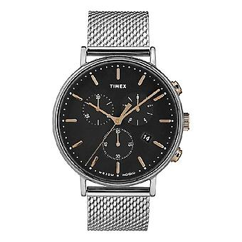 Timex - Watch - mens - TW2T11400 - Fairfield - chronograph