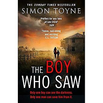 Pojken som såg: En gripande thriller som håller dig fast