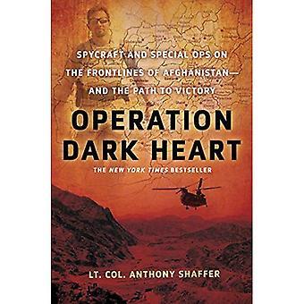 Operatie donkere Heart: Christophers en speciale Ops op de frontlinies van Afghanistan--- en het pad naar de overwinning