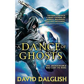 Une danse des fantômes: livre 5 de Shadowdance