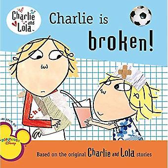 Charlie Is Broken! (Charlie & Lola (8x8))
