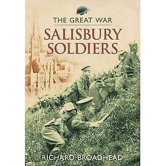 Der große Krieg: Salisbury Soldaten (ersten Weltkrieg): Salisbury Soldaten (ersten Weltkrieg)