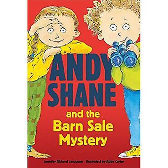 Andy o Shane e o mistério de venda do celeiro
