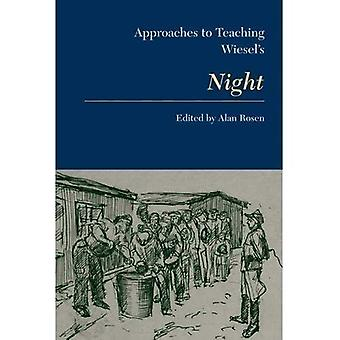 Approaches to Teaching Wiesels (Approaches to Teaching World Literature)