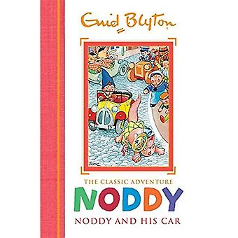 Noddy och hans bil: bok 3 (Noddy klassiska sagoböcker)