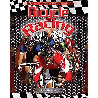 Cykel Racing (rutig flagga)