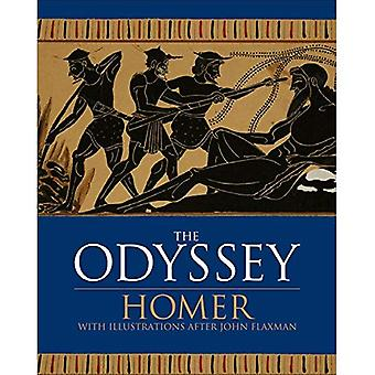 The Odyssey (Deluxe Slipcase Gift Edition)