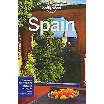 Lonely Planet Spanje (Reisgids)