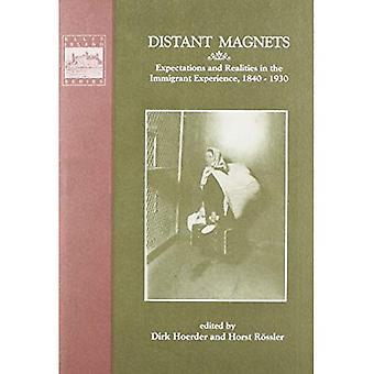 Verre magneten: Verwachtingen en realiteit in de Immigrant ervaring, 1840-1930