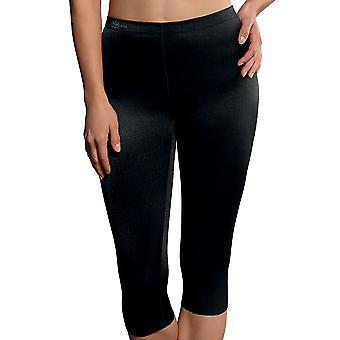 Anita 1693-001 Women's Active Black Calf Length Sports Pant