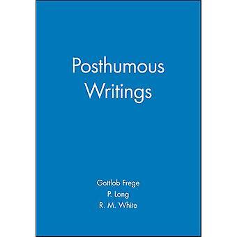 Posthumous Writings by Frege & Gottlob